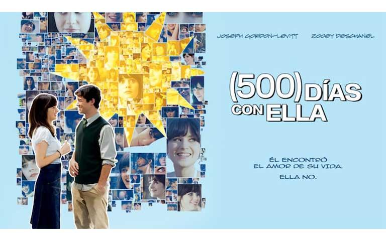 500 días con Summer, película ficha técnica