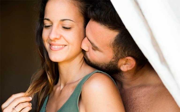 Significado de beso en el cuello