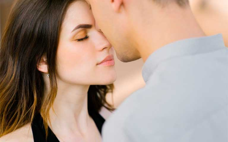Significado de beso en la nariz