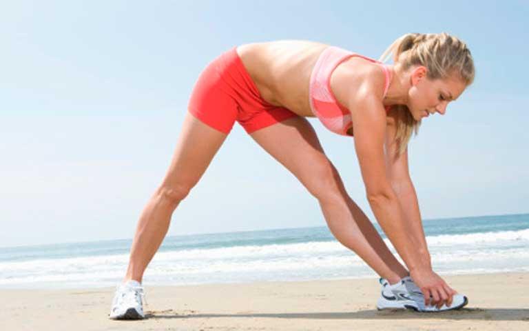 ejercicios de calentamiento para antes de hacer ejercicio