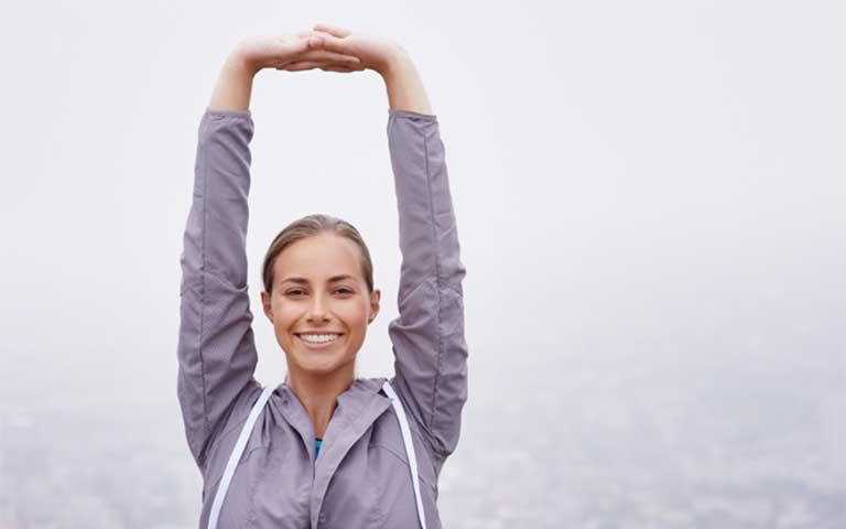 10 ejercicios para antes de ejercitarte