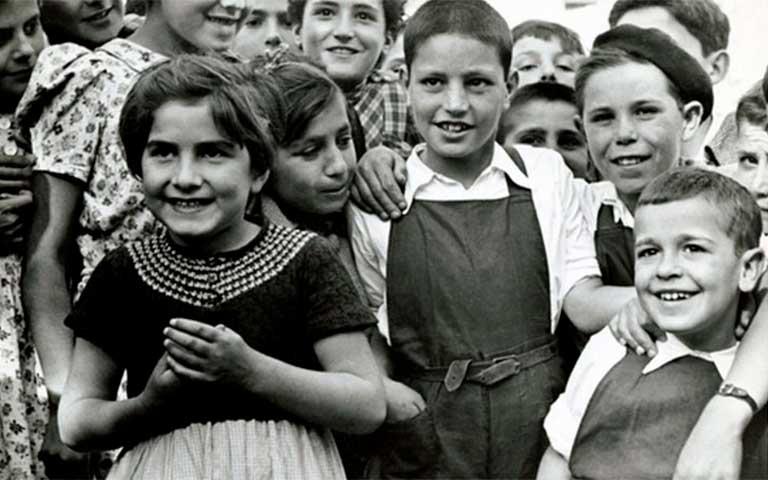 generación Niños de la postguerra