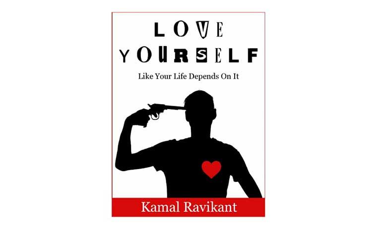 Ámate a ti mismo como si tu vida dependiera de ello, autor: Kamal Ravikant.