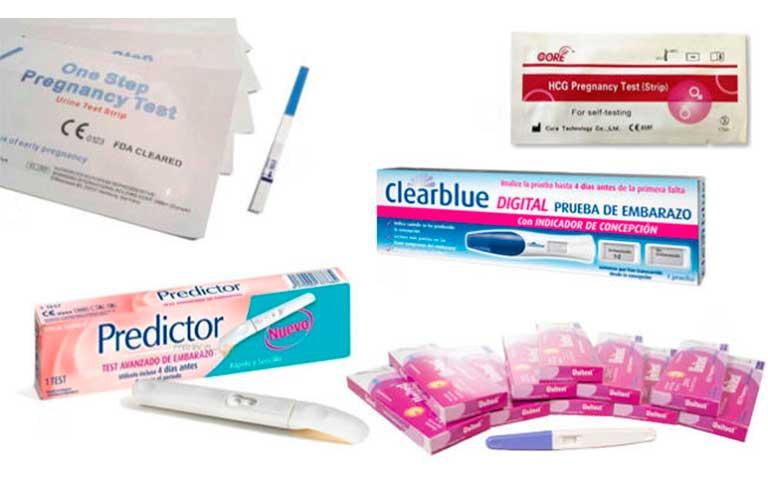 tipos de pruebas de embarazo