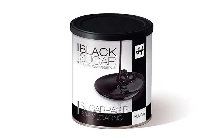Sugar Paste Black