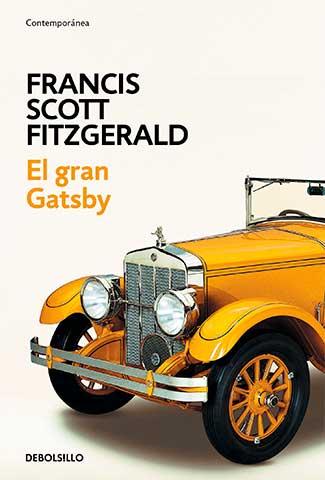 El gran Gatsby / Autor: Francis Scott Fitzgerald