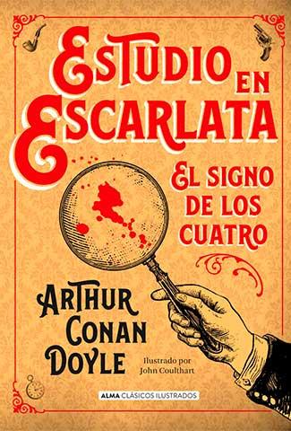 Estudio en escarlata / Autor: Sir Arthur Conan Doyle